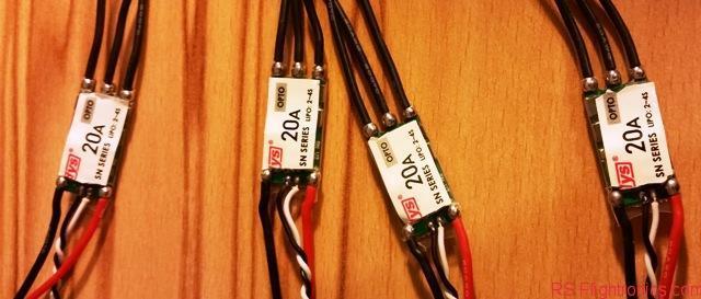 DYS SN20A Mini 20A OPTO